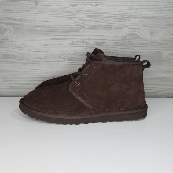 88928332df6 UGG Neumel Men's Wool Lined Boots Espresso Color